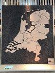 kurk-landkaart