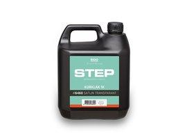 Step Kurklak 1K Satijn Transparant 4 liter