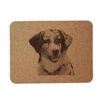 Placemat Hond, 4 stuks
