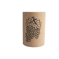 Wijnkruk, bedrukt