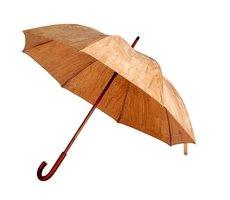 Exclusieve kurk paraplu