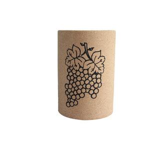 Kurk kruk in de vorm van een wijnkurk